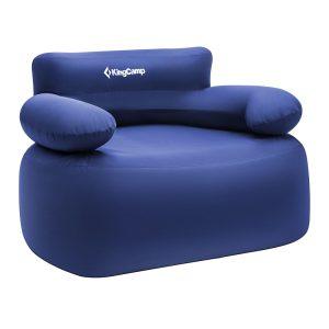 כורסא מתנפחת נוחה במיוחד, כולל משאבת רגל לניפוח