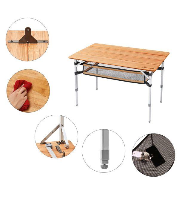 יתרונות ומאפייני השולחן