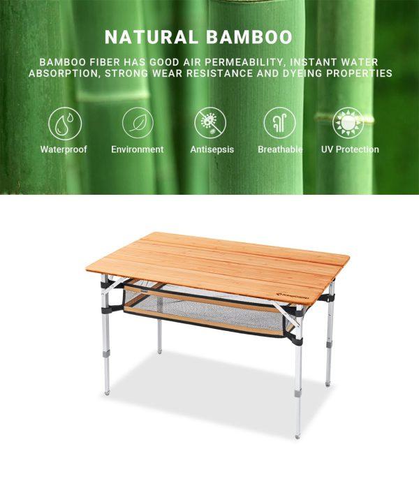 ייחודיות חומר השולחן