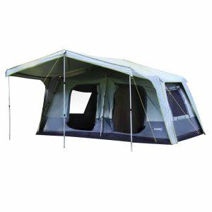אוהל משפחתי ל-12 אנשים