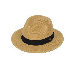 כובע מטיילים אופנתי ואיכותי, צבע חום