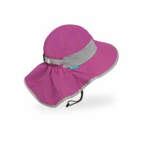 כובע מצחיה לילדים להגנה מפני השמש