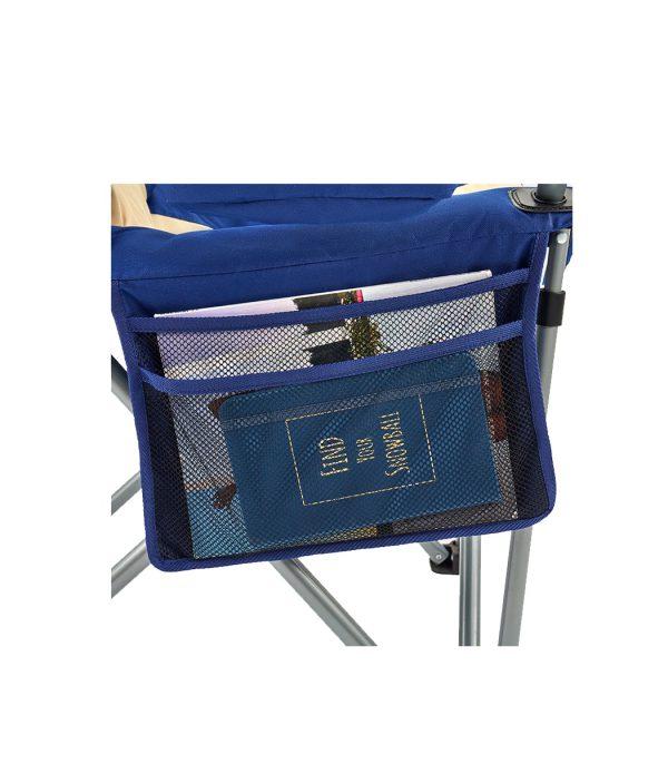 כיס לסמארטפון וחפצים קטנים בצד הכסא