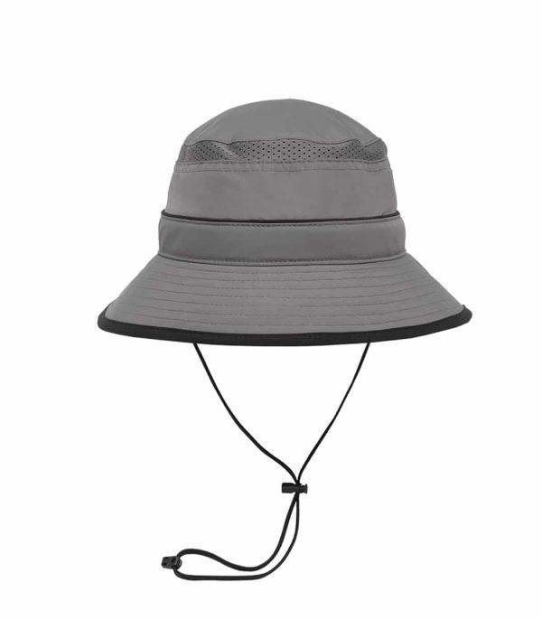 כובע מטיילים איכותי רחב שוליים קל ונוח המתאים לטיולים ולשימוש יומיומי. צבע אפור