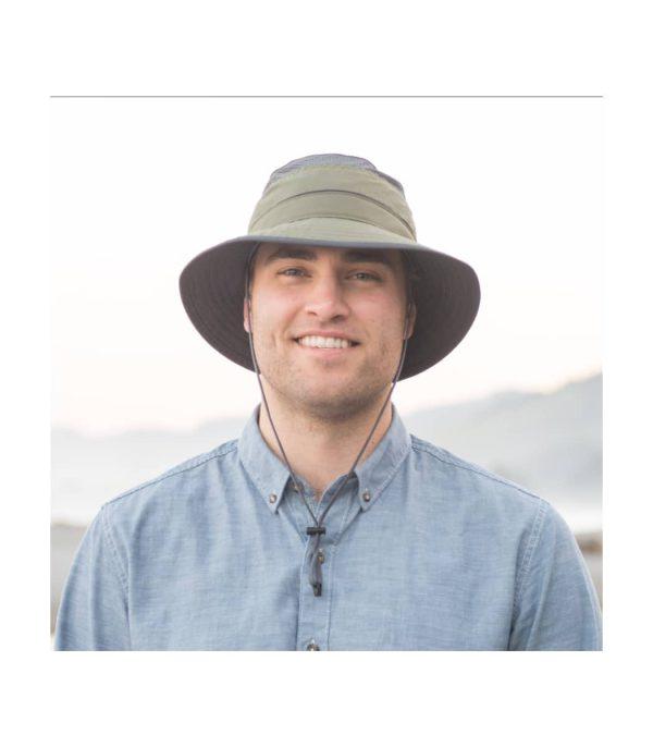 כובע מטיילים איכותי רחב שוליים קל ונוח המתאים לטיולים ולשימוש יומיומי.