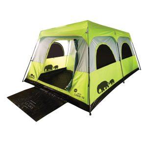 אוהל לעשרה אנשים
