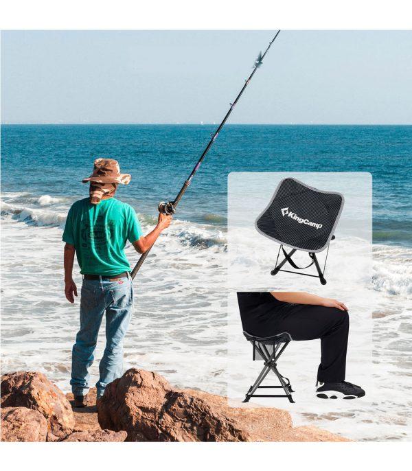 כסא מתאים לשימושים מגוונים, לים, לשטח ולבית.