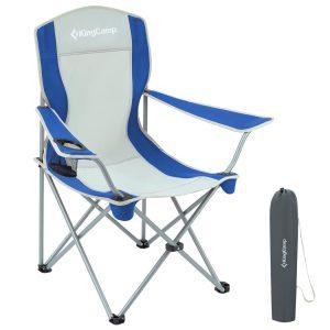 כיסא שטח בעל מסגרת ברזל