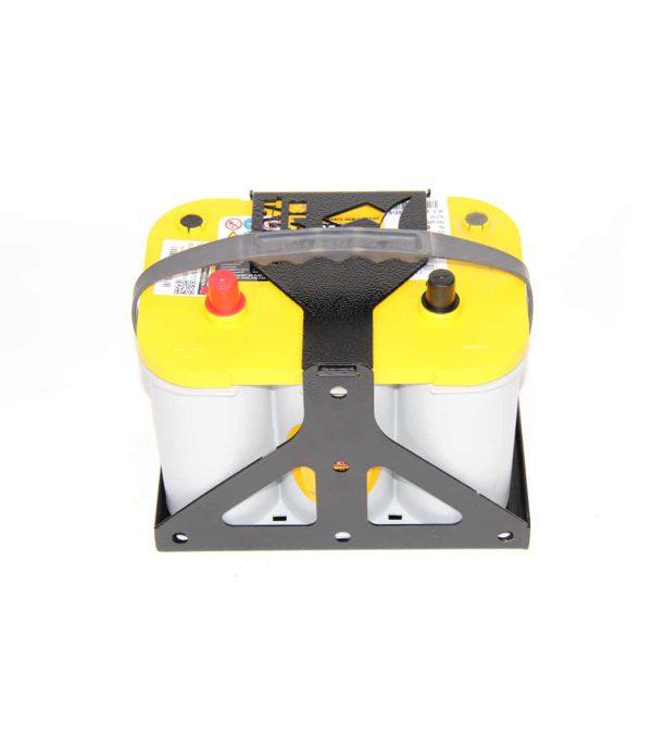 תושבת למצבר אביזרים ברכב, תוכננה במיוחד עבור מצברי אופטימה סטנדרטיים M