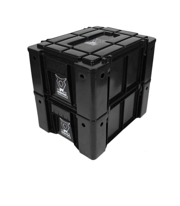 ארגז אחסון סופר שימושי, אטום למים ואבק